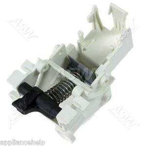 Diplomat Dishwasher Door Catch and Microswitch