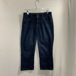 Jessica-Simpson-Womens-Capri-Jeans-Blue-Stretch-Pockets-Denim-Pants-Juniors-27
