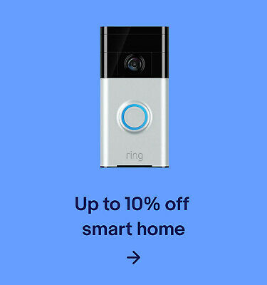 Up to 10% off smart home