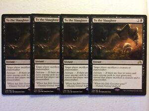 4x Shadows Over Innistrad Silverfur Partisan EX//NM Magic The Gathering Mtg