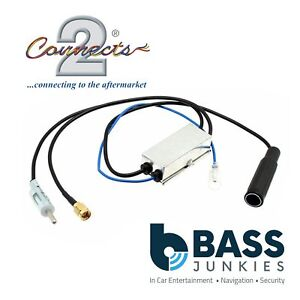 Connects-CT27AA135-PIONEER-Car-Stereo-Radio-DAB-DAB-SMA-Aerial-Antenna-Splitter