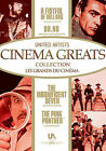 Best of United Artists Gift Set - Vol. 1 (DVD, 2007, 4-Disc Set, Canadian)