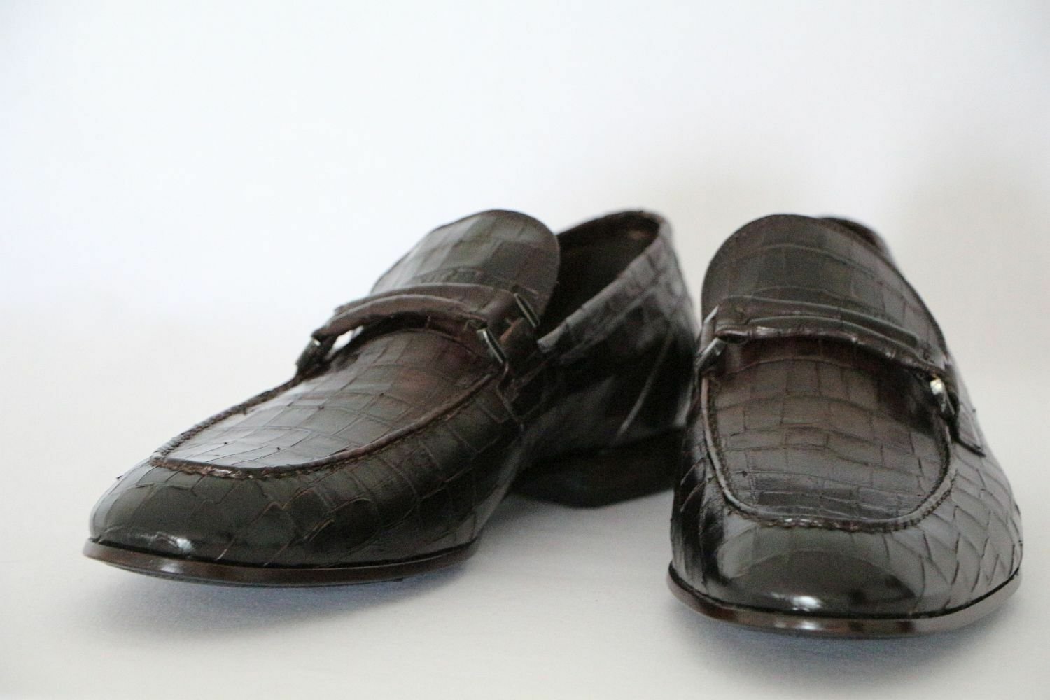 Hugo BOSS pennyloafer, Tg. 44//US UVP: 11, Made in Italy, UVP: 44//US db593c