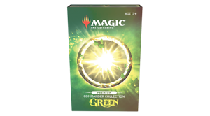 MAGIC THE GATHERING COMMANDER COLLECTION GREEN NON-FOIL PRIORITY SHIPPING