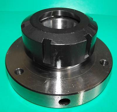 Gloster 100mm ER40 Lathe Chuck Quality  32mm capacity,  32mm through bore