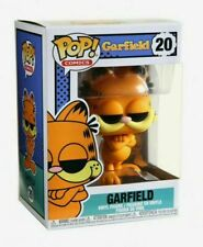 Garfield 20 Garfield Funko Pop Comics Brand New Ebay