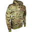 VIPER-TACTICAL-ZIPPED-HOODIE-POLYESTER-TOP-ARMY-HOOD-MULTICAM-GREY-GREEN-COYOTE miniature 2