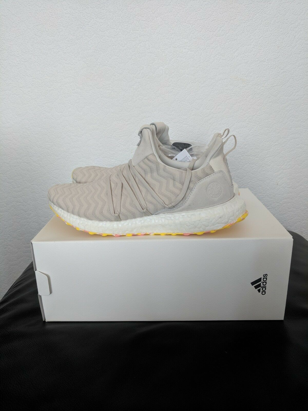 Adidas x A Kind Of Guise Ultra Bottes blanc   - Beige blanc Bottes & Yellow UK8 ec211a