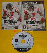 MADDEN NFL 2004 Ps2 Versione Ufficiale Italiana »»»»» COMPLETO