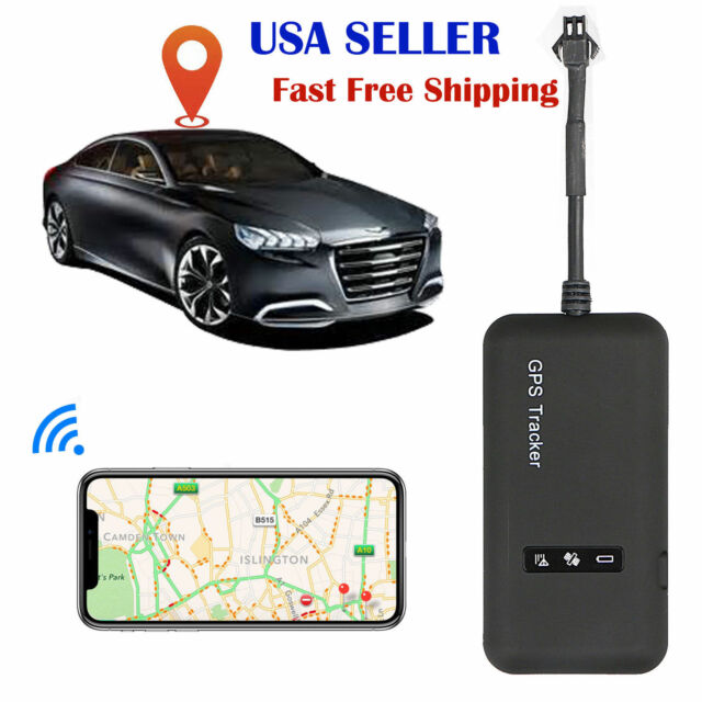 Tracking Device For Car >> Gps Tracker Gsm Gprs Tracking Device For Car Vehicle Motorcycle Bike