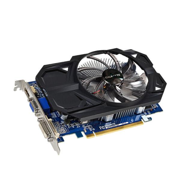 Gigabyte Amd Radeon R7 240 Gv R724oc 2gi 2gb 2gb Max Ddr3 Sdram Pci Express 3 0 X16 Video Card For Sale Online Ebay