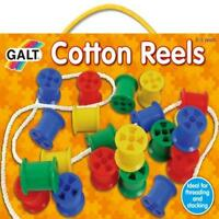 Baby Cotton Reels Gift Toy Play Game From Uk