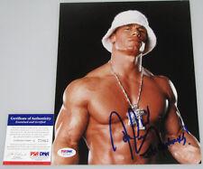 JOHN CENA Hand Signed 8'x10' Photo + PSA DNA COA G77063