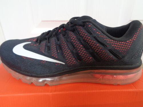10 New Box 008 Eu 45 Us Uk 2016 Nike Chaussures Max Baskets Air 11 806771 xx8BCqHw