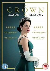 The-Crown-Season-1-2-Claire-Foy-Matt-Smith-New-Sealed-Region-2-DVD-FREE-UK-POST