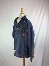 Men's Ecko Unltd. Blue Denim Jean Jacket Size L Large Classic Collection
