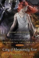 The Mortal Instruments: City of Heavenly Fire 6 by Cassandra Clare (2015, Paperback)