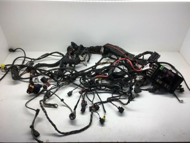 Audi S3 8v 2015 12 13 14 Engine Wiring Harness Loom
