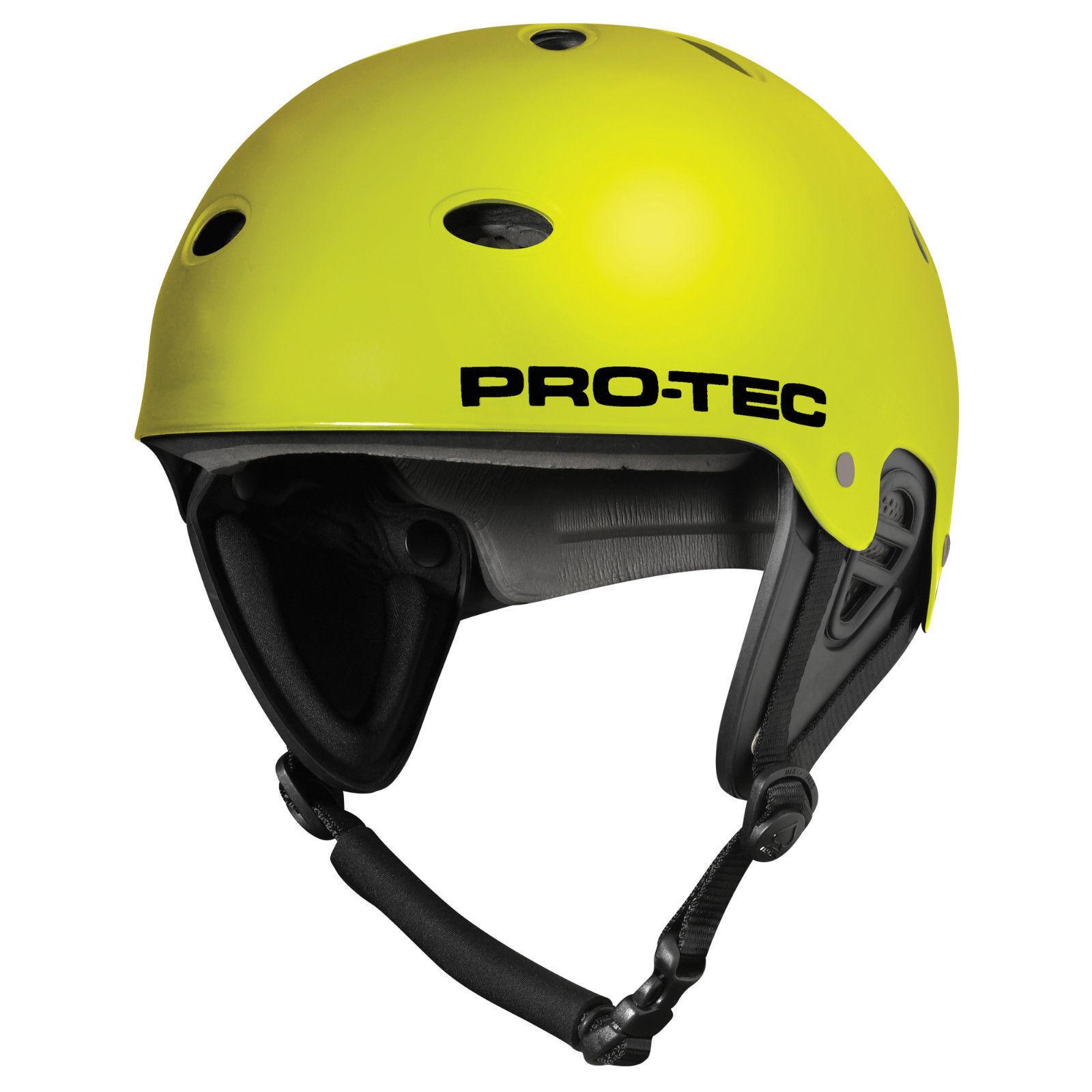 Pro-tec B2 Wake Watersports Wakeboard Helmet, XS, Citrus yellow. 13407