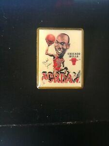 Vintage-Chicago-Bulls-Michael-Jordan-23-Caricature-Pin-1991-1992-Series-A13