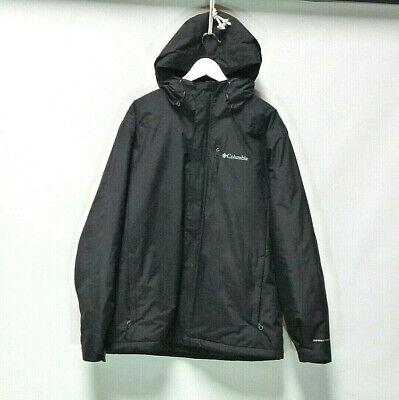 XLarge Black NWT Columbia Men/'s Tipton Peak Insulated Jacket retail
