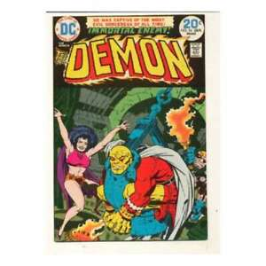 Demon-1972-series-16-in-Near-Mint-minus-condition-DC-comics-vu