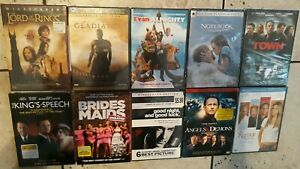 DVD-Lot-of-10-New-amp-Sealed-Assorted-Movies-Wholesale-Resale-Collect-Lot-4