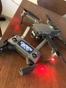 DJI Mavic Pro Fly More Combo Drone (CP.PT.00000069.01)