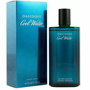 Davidoff-Cool-Water-Man-Men-125-ml-Aftershave-After-Shave-AS