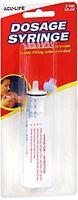 6 Pack - Health Enterprises Dosage Syringe 2 Tsp Compacity 1 Each on Sale