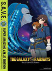 Galaxy Railways - The Complete Series (DVD, 2014, 4-Disc Set, S.A.V.E.)