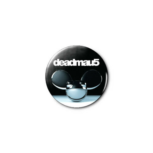 Deadmau5 1.25in Pins Buttons Badge *BUY 2 GET 1 FREE*