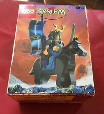 New Lego 6013 Castle Horse Knight Flag Sward Samurai Swordsman Ninja Free