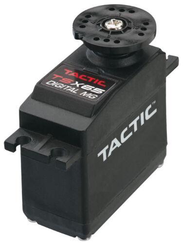Tactic TSX65 Hochleistungs Digital High Volt Servo 23,3kg-cm coreless TACM0265