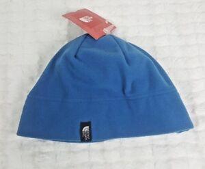 ae26f6f047d NEW THE NORTH FACE MEN WOMEN BLUE CLASSIC FLEECE BEANIE HAT.
