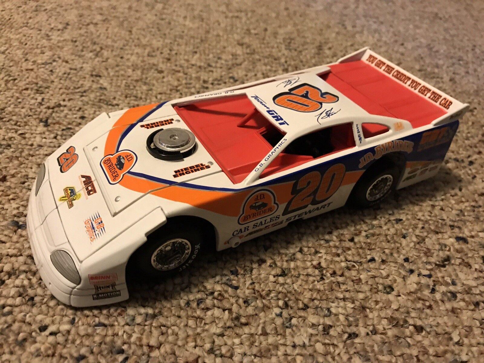 ACTION RACING 2000 Tony Stewart 1 24  20 JD byrider Dirt voiture 1 de 9000