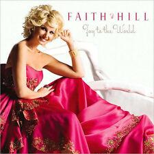 FAITH HILL - JOY TO THE WORLD - CD - Sealed