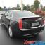 Fits 13-18 Cadillac ATS Sedan 4-Door V Style Trunk Spoiler Black ABS