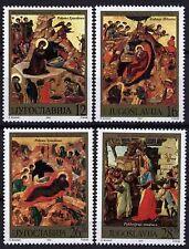 4433 Yugoslavia 2002 Religious Art Christmas **MNH