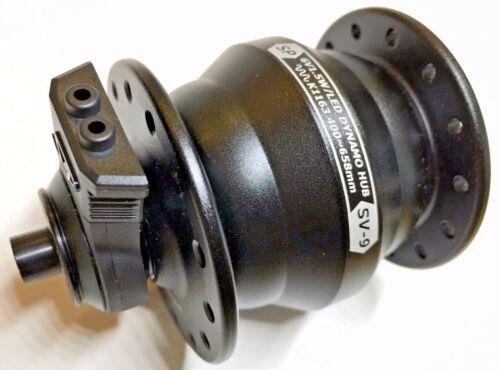 Shutter Precision dynohub SV-9-FB 74 OLD For Brompton and Dahon folding bikes!