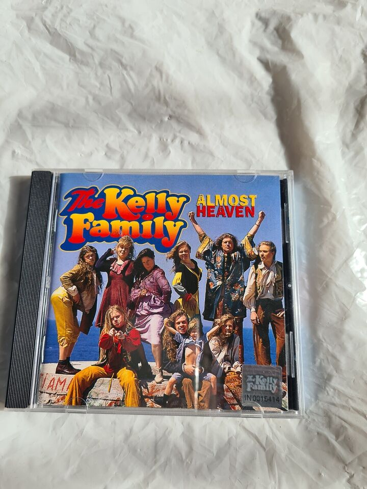 The Kelly Family: CD : Almost Heaven, pop