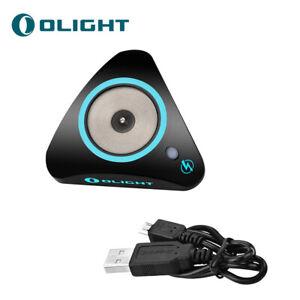 OLIGHT-Micro-USB-Charging-Dock-for-S1R-S2R-S10RIII-S30RII-S30RIII-Flashlight-US