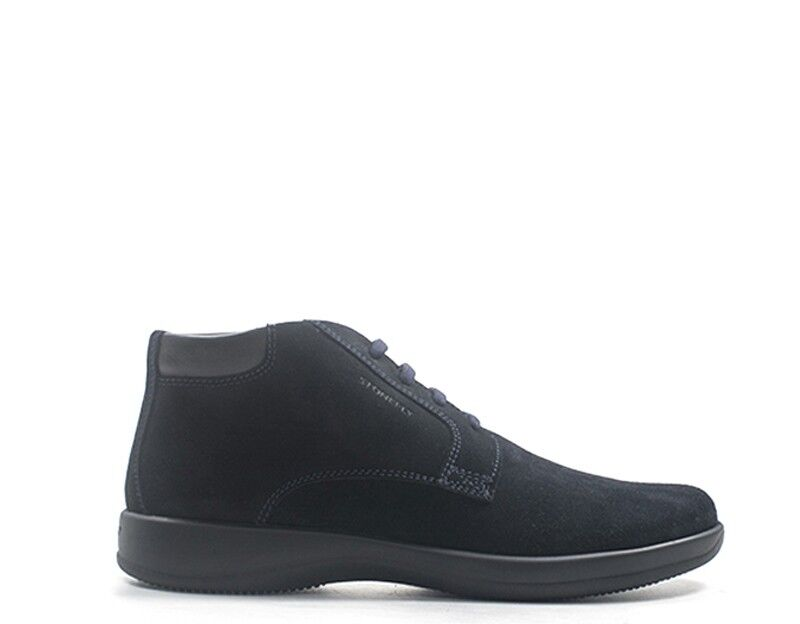shoes STONEFLY Homme blue en daim 109640-100S