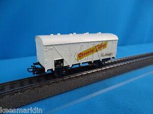 Marklin-4908-DB-Reefer-Car-Chocolat-Tobler