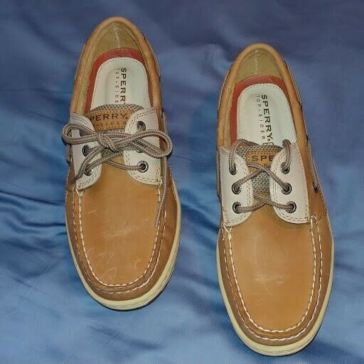 Sperry Top-sider Boat Shoe Men's Size