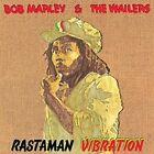 Bob Marley The Wailers Rastaman Vibration LP Vinyl 33rpm 2015