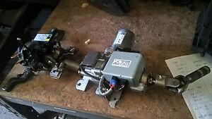 VAUXHALL-TIGRA-B-CORSA-C-2004-2009-ELECTRIC-POWER-STEERING-COLUMN-WITH-MOTOR