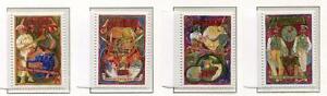 40320-AUSTRALIA-1993-MNH-1890s-4v