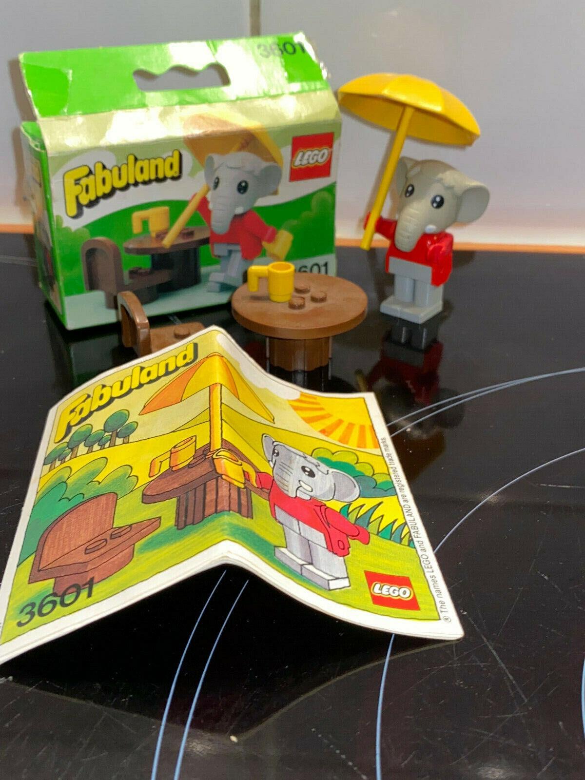 Lego Fabuland 3601 Elton elephant