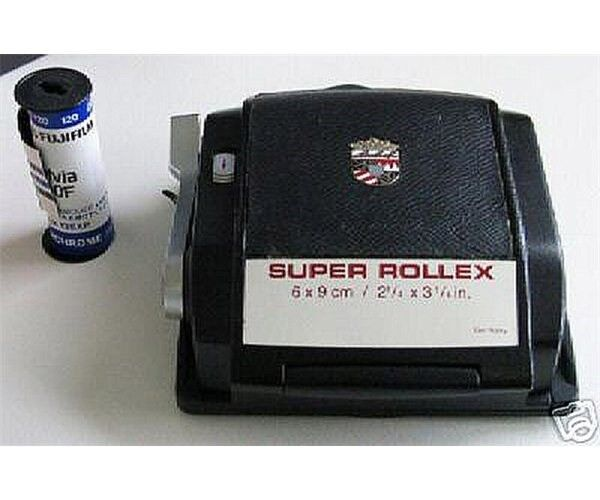 Linhof, LINHOF SUPER ROLLEX FILM BACK 6x7